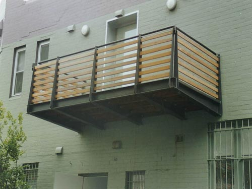 Architectural Steel Fabrications